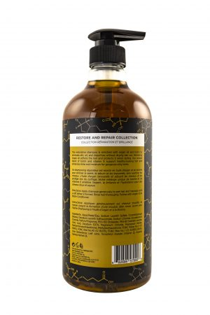 argan 1l back shampoo