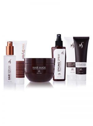 Argan Oil Complete Hair Care Set