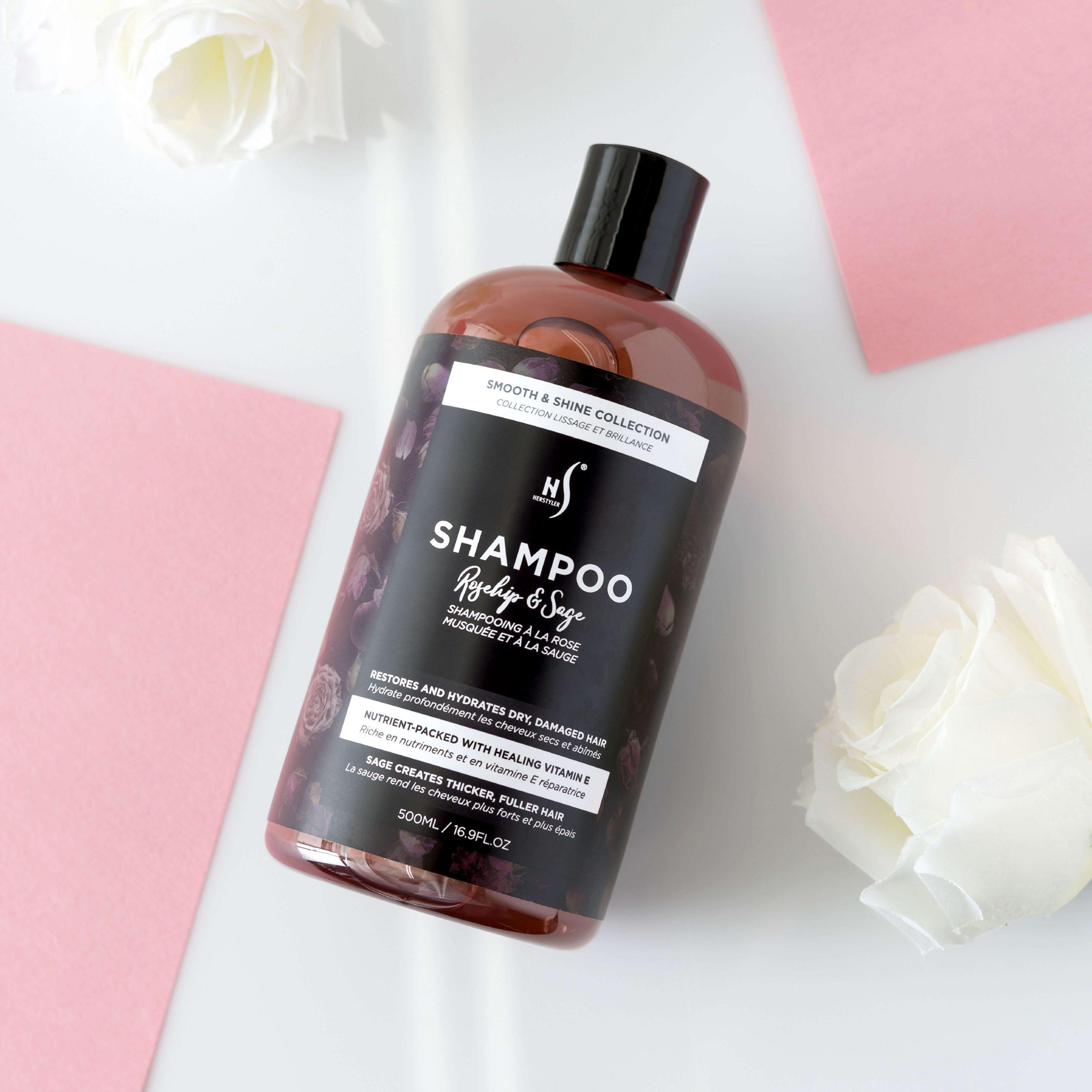 HerStyler shampoo