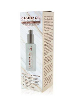 Castor Oil Hair Serum Box