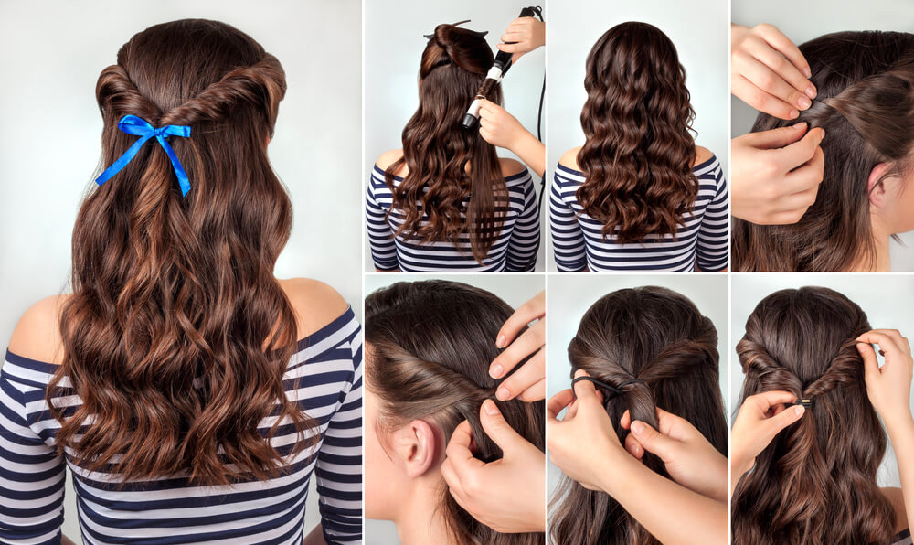 Our Favorite Bridesmaid Hairstyles For Long Hair Herstyler