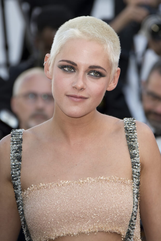 Kristen Stewart attends the '120 Beats Per Minute (120 Battements Par Minute)' screening during the 70th annual Cannes Film Festival at Palais des Festivals on May 20, 2017 in Cannes, France.
