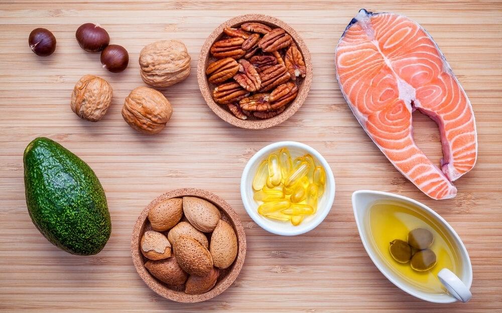 healthy food choices for hair