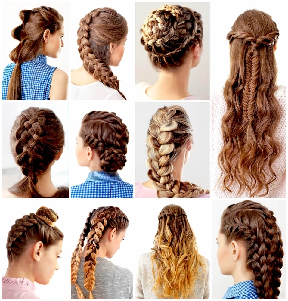 A Sneak Peek At Hairstyles For 2018 Herstyler