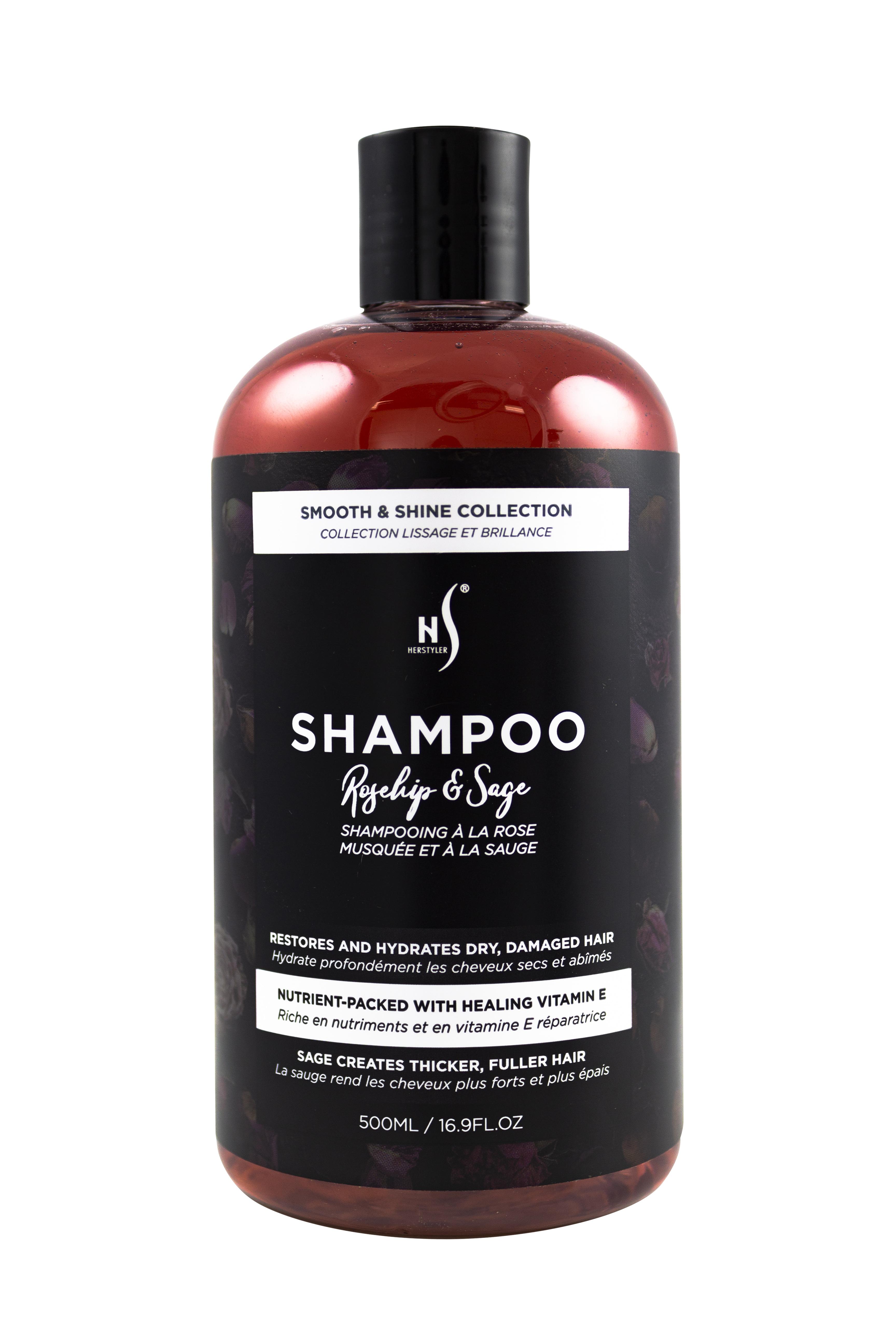 rosehip shampoo