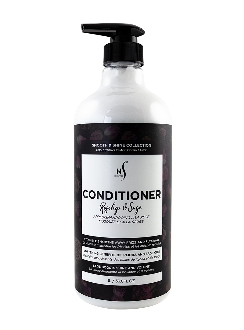 Rosehip and Sage Conditioner 1 Liter Front