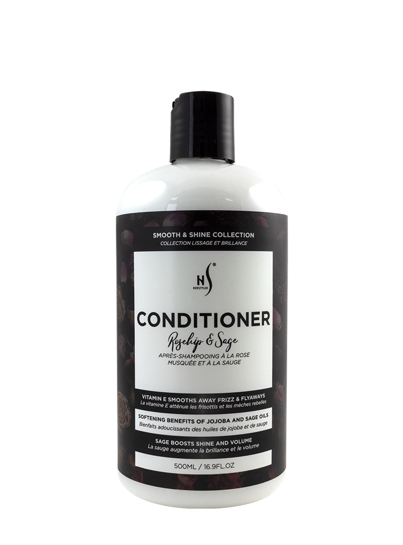 Rosehip and Sage Conditioner 500ml Front