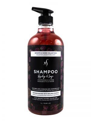 Rosehip and Sage Shampoo 1 Liter Front