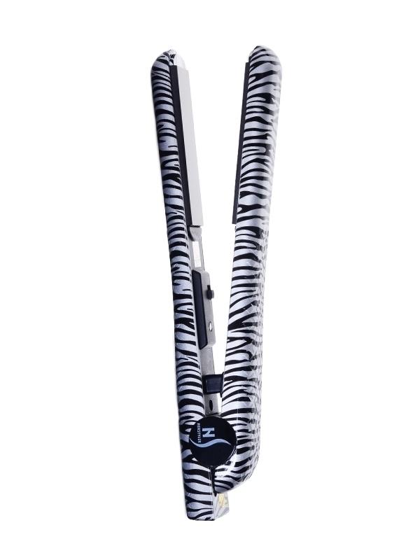 HerStyler Platinum Zebra Set straightener
