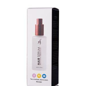 HerStyler Argan Oil Hair Serum box