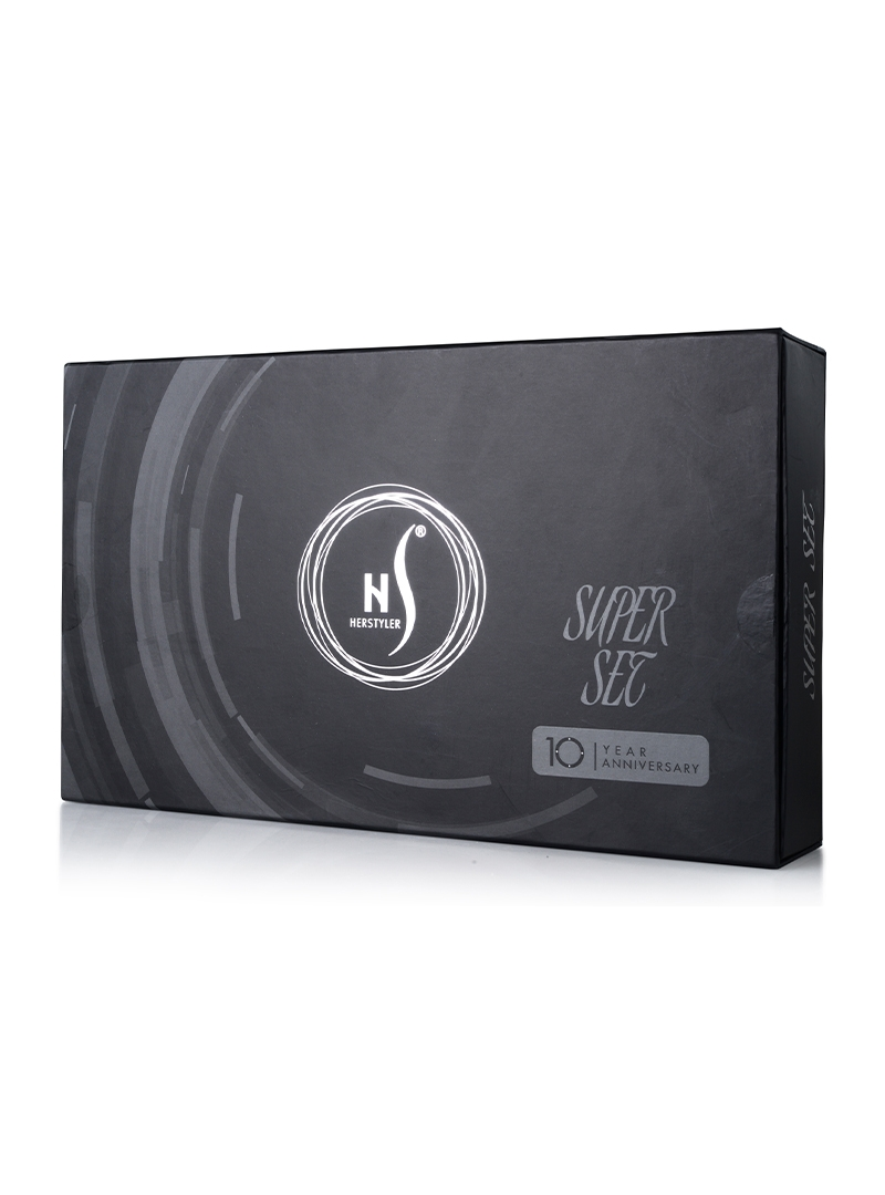 HerStyler Super Set Box